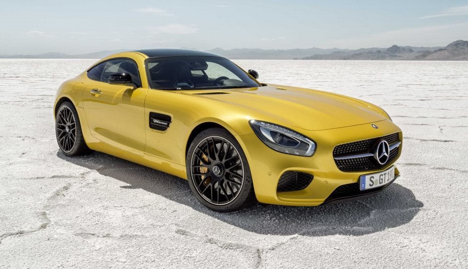 Fred martin amg gt s introduction may 20th mbca for Fred martin mercedes benz